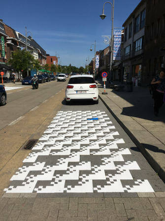 Design for parking space